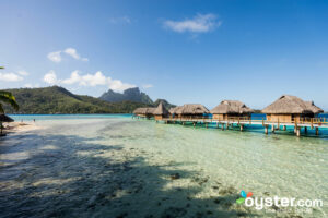 Grounds at Sofitel Bora Bora Private Island/Oyster