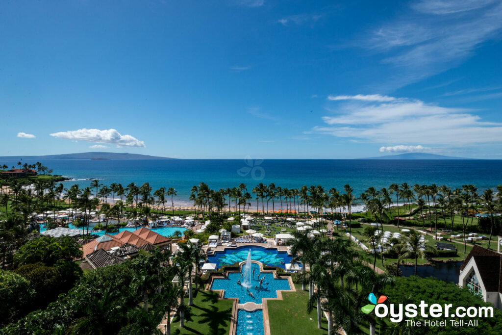 Grounds at Grand Wailea Maui