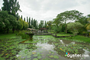 Grounds at The Chedi Club Tanah Gajah a GHM Hotel