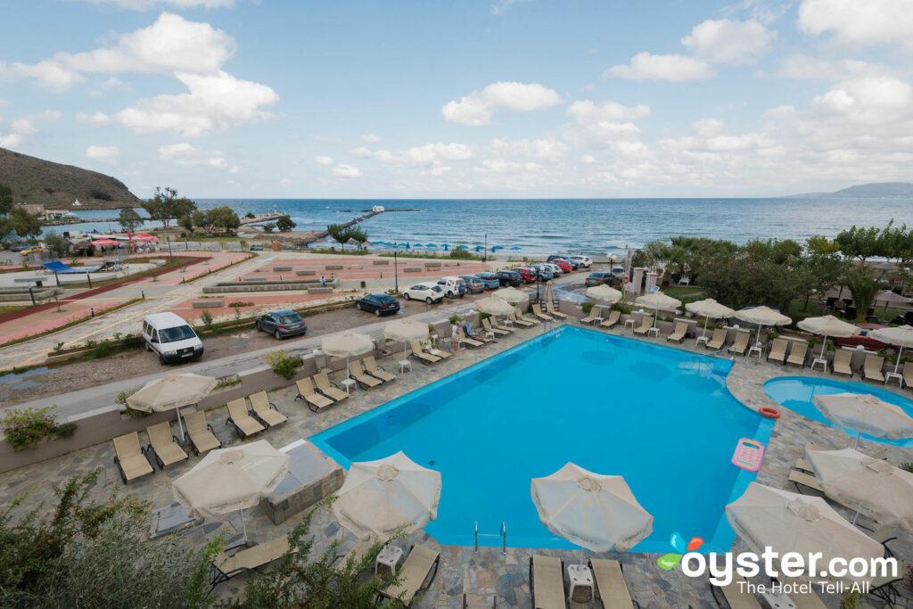 Georgioupolis Beach Hotel Detailed Review Photos Rates 2019