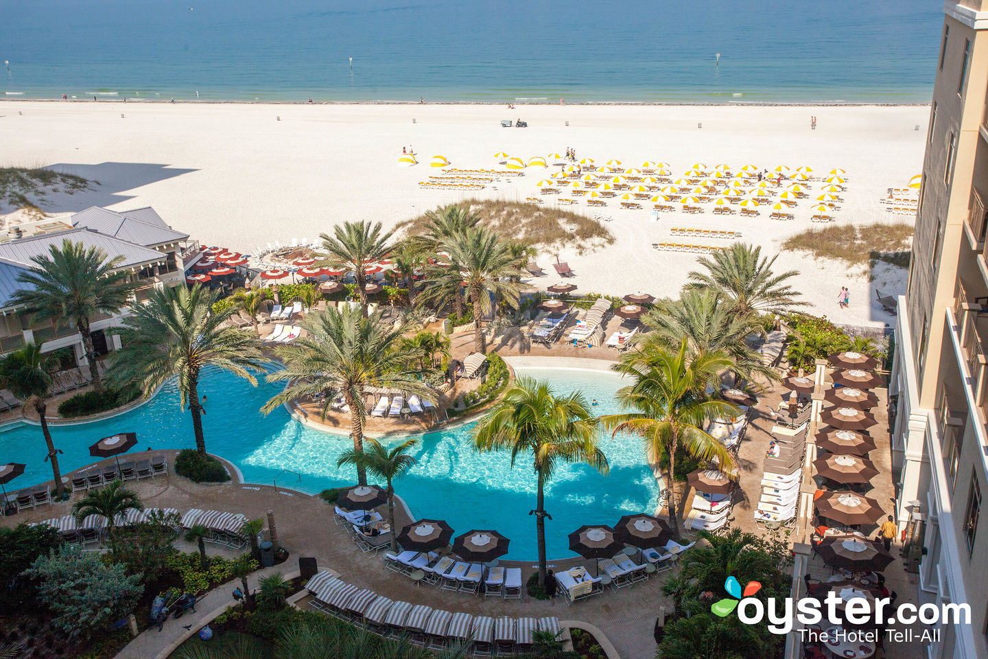 The Best Beachfront Hotels In Clearwater Beach Florida Updated
