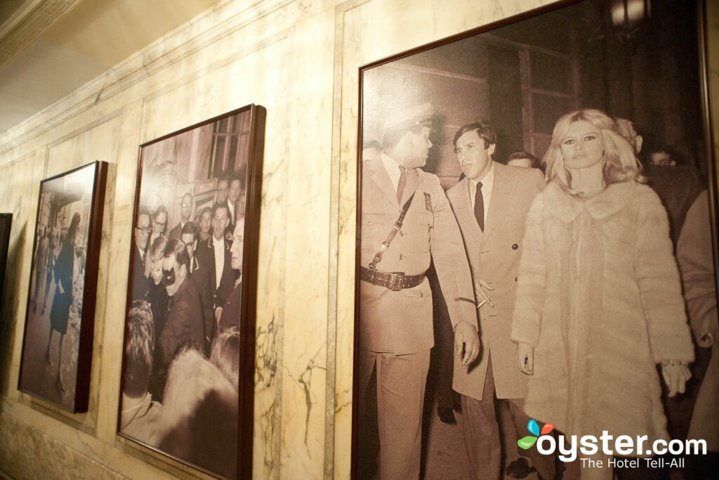 Photos of Celebrity Guests atThe Plaza, New York City