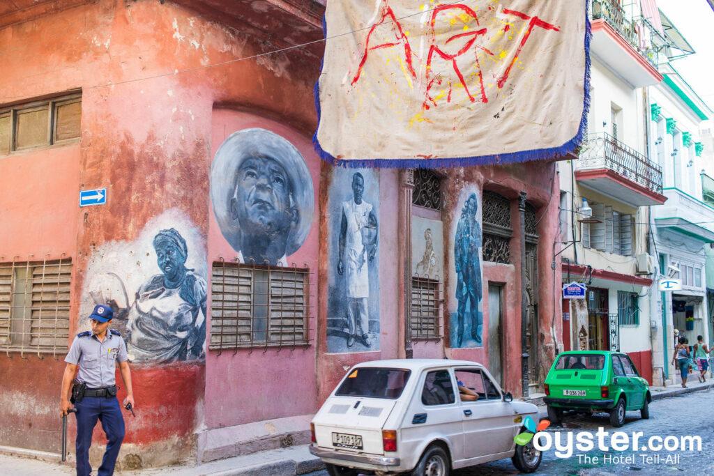 Havana Streets/Oyster