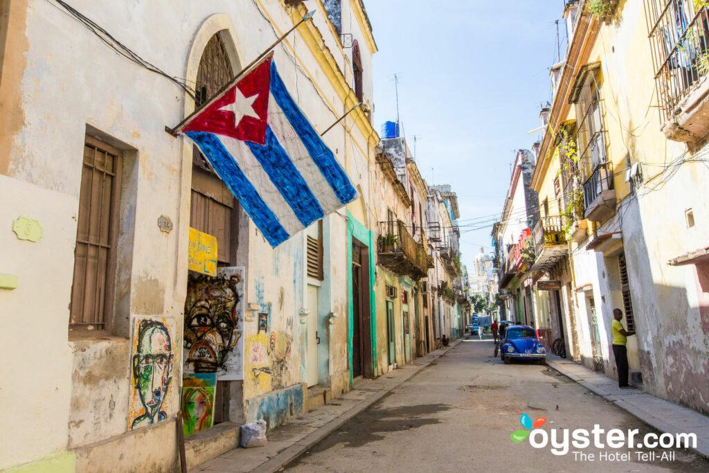 La Havane, Cuba / Huître