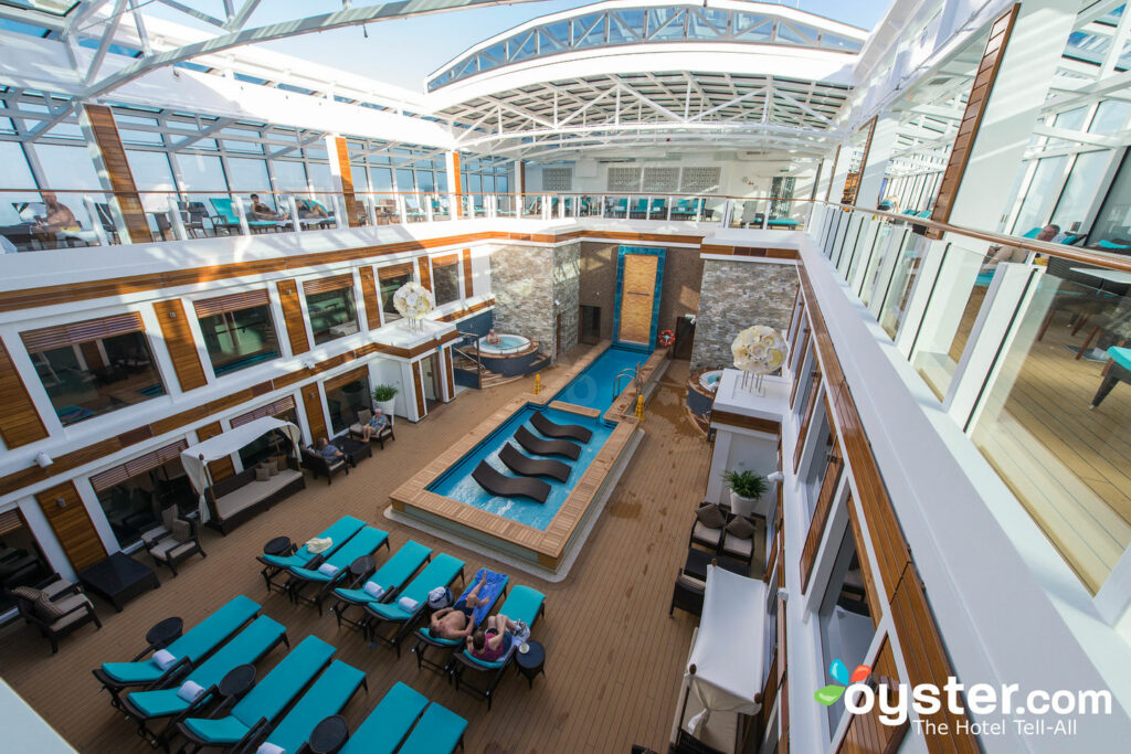 The Haven, Norwegian Escape/Oyster