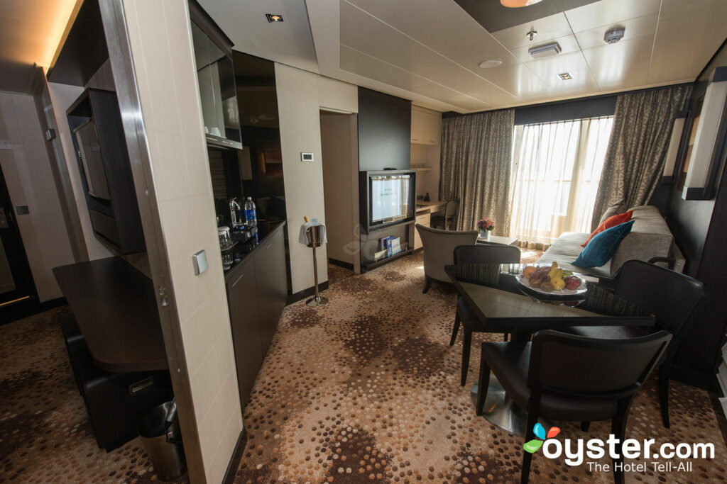 The Haven Penthouse Suite na Norwegian Escape / Oyster
