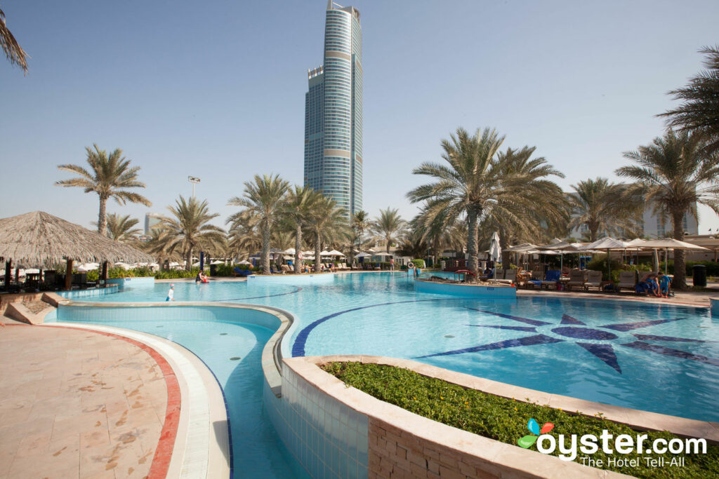 Radisson Blu Hotel Resort Abu Dhabi Corniche The