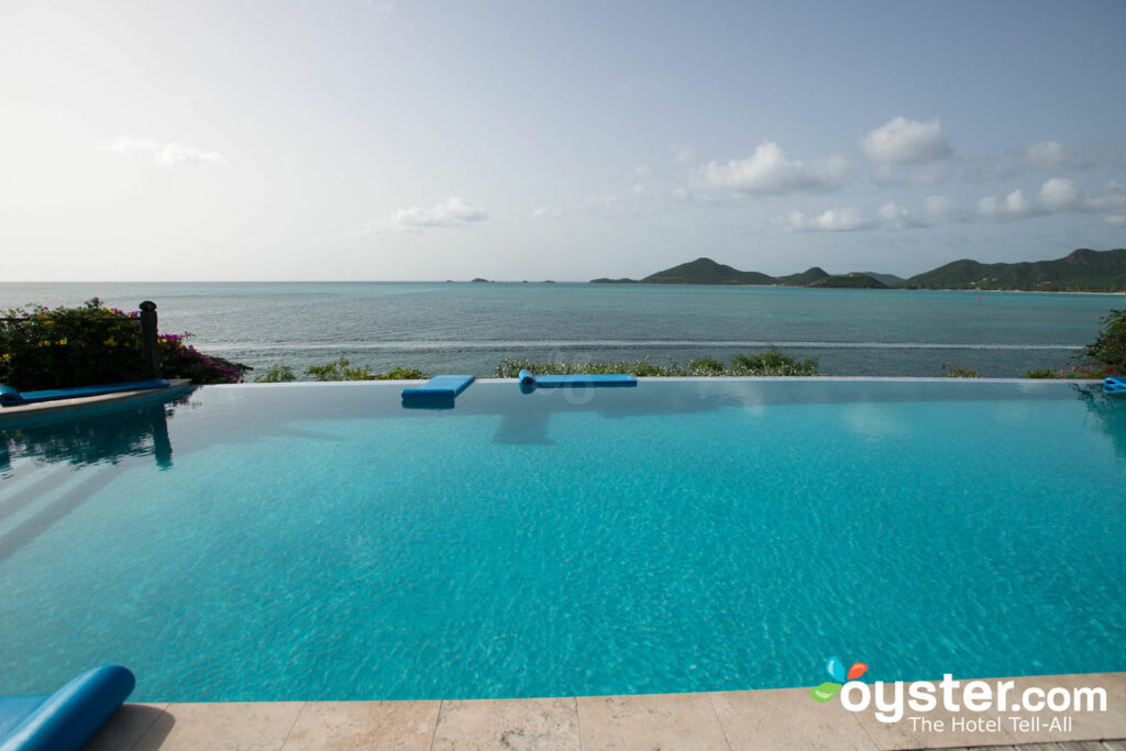 Horizon Pool at Cocobay Resort, Antigua/Oyster