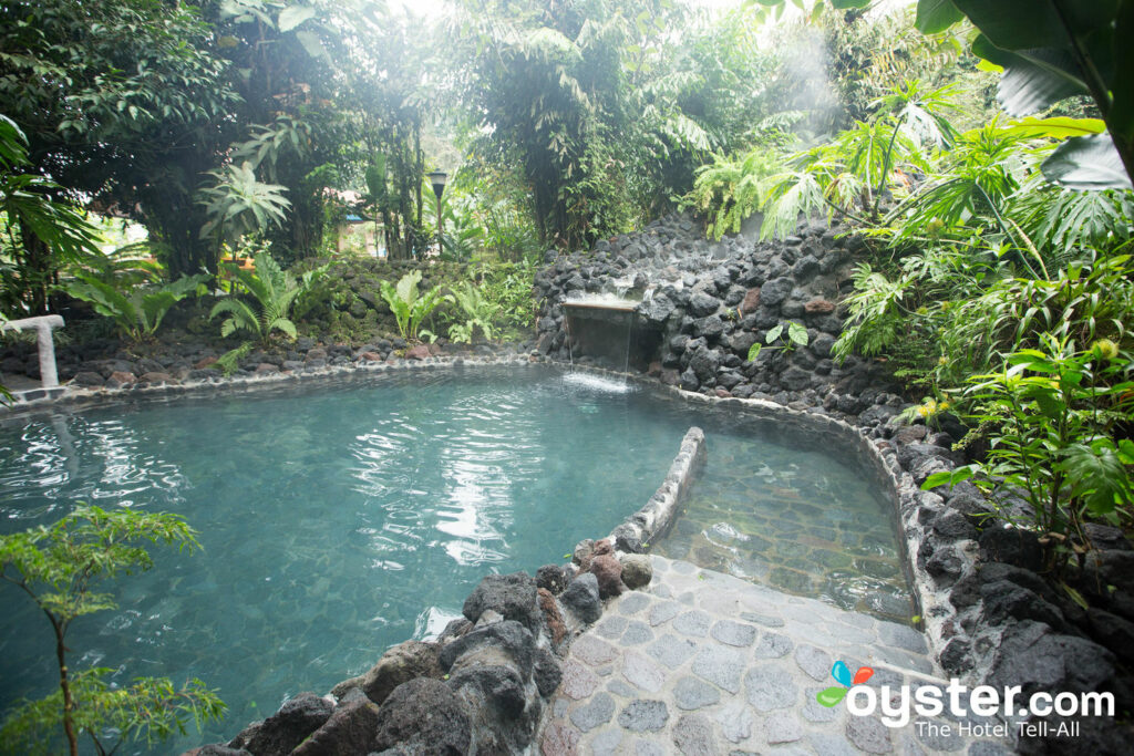The Hot Springs at Montana de Fuego Hotel & Spa/Oyster