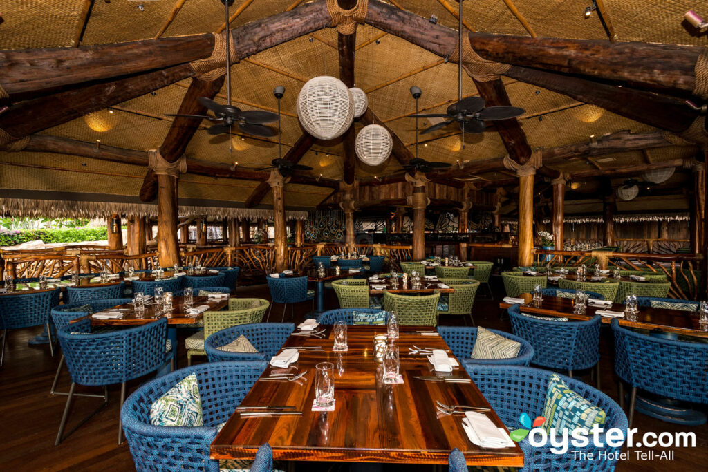 Humuhumu Restaurant at Grand Wailea