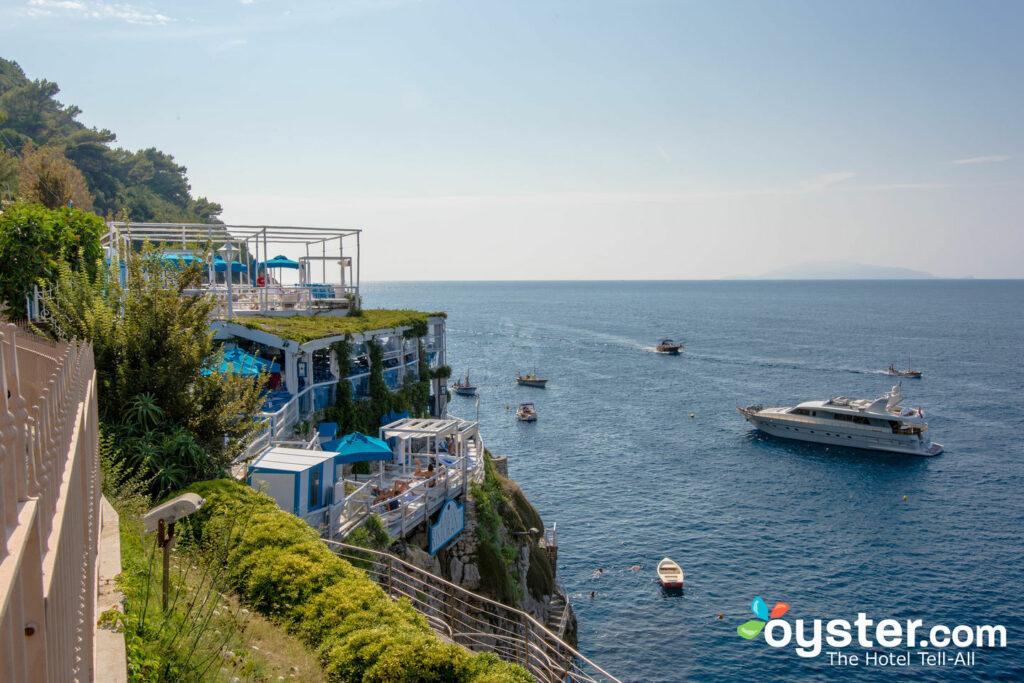 Capri Palace Hotel >> Capri Palace Hotel Spa Detailed Review Photos Rates 2019