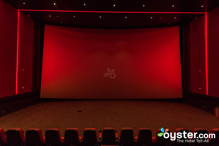 IMAX Theater on Carnival Horizon/Oyster