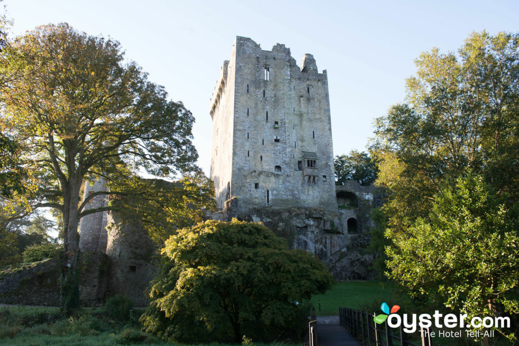 Castello di Blarney, Irlanda / Oyster