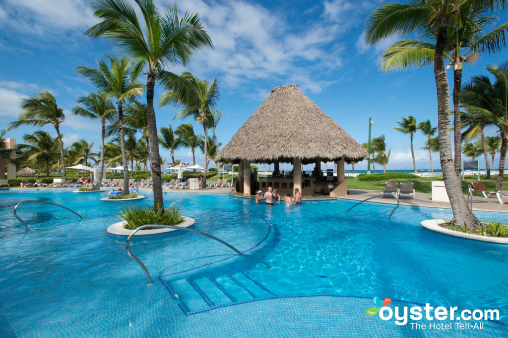 Isla Pool at Hard Rock Punta Cana