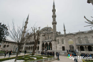 Blue Mosque, Istabul/Oyster