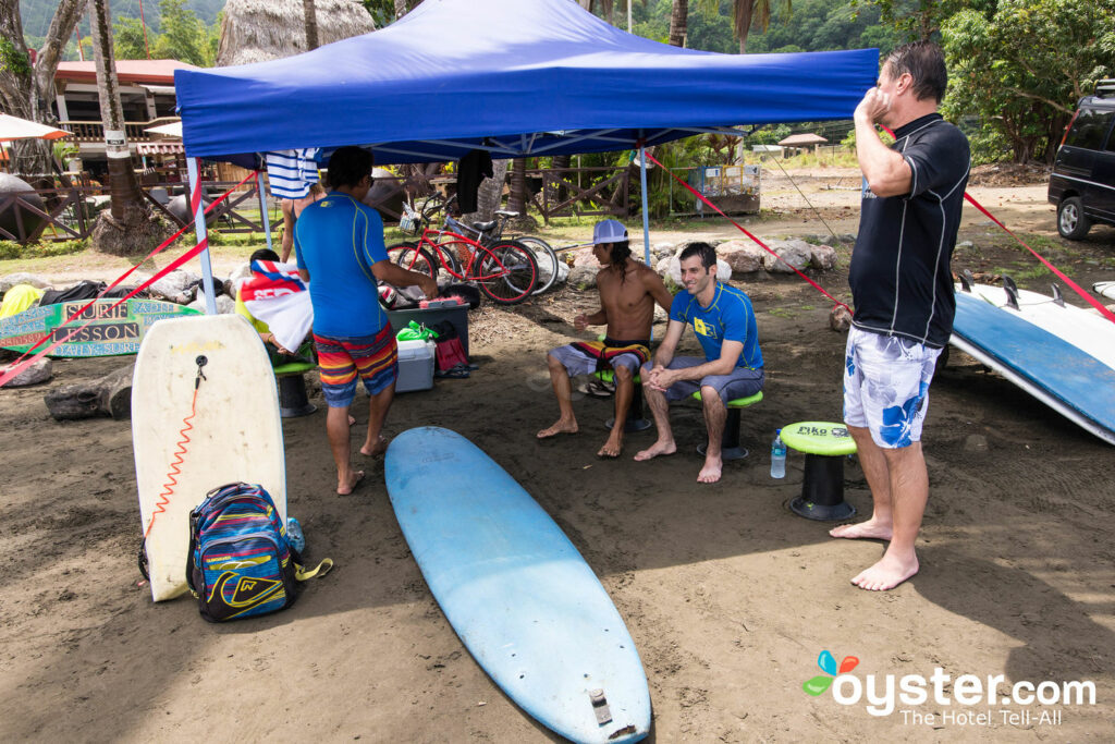 Jaco Laguna Resort & Beach Club / Ostra