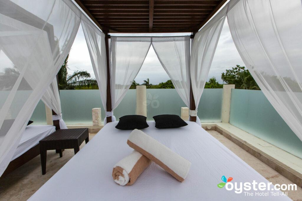 Desire Riviera Maya Resort, Puerto Morelos / Huître