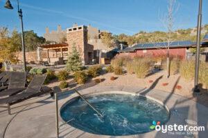Whirlpool at the Four Seasons Resort Rancho Encantado