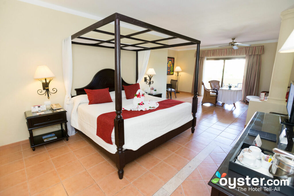 Camere Con Letto A Baldacchino.Luxury Bahia Principe Ambar Review What To Really Expect If You Stay