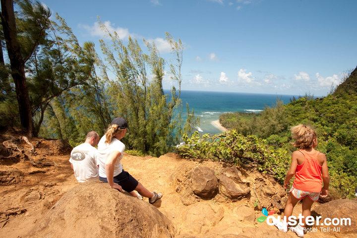 Kalalau Trail, Na Pali Coast, Kauai/Oyster