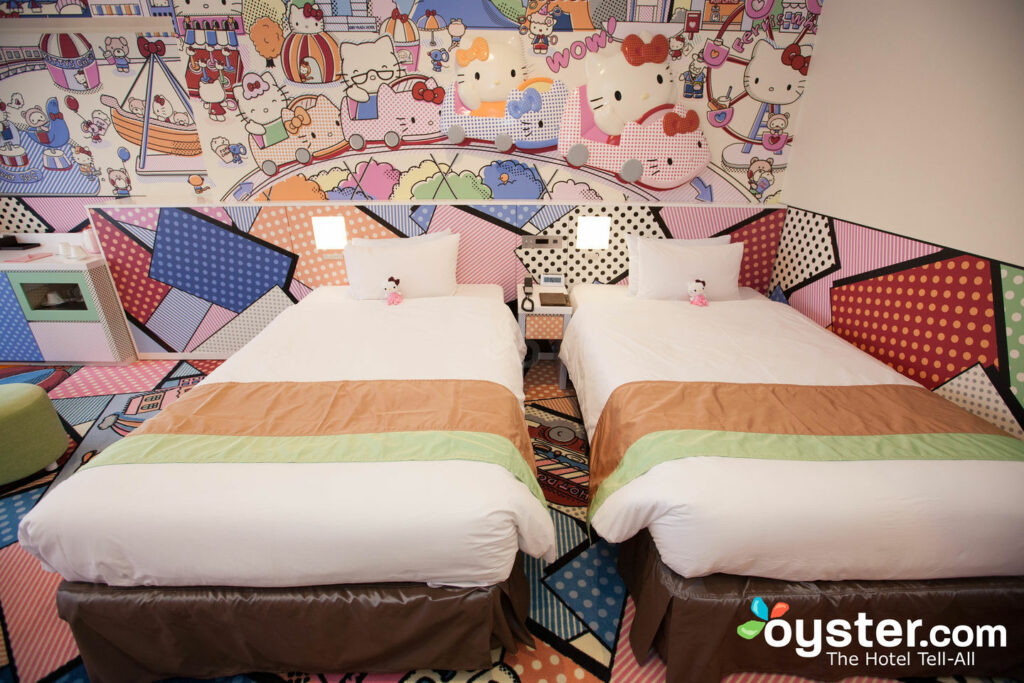 5 Quirky Themed Hotel Rooms in Tokyo | Oyster com