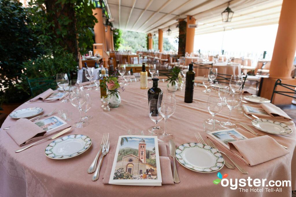 La Terrazza Restaurant at Belmond Hotel Splendido, Portofino/Oyster