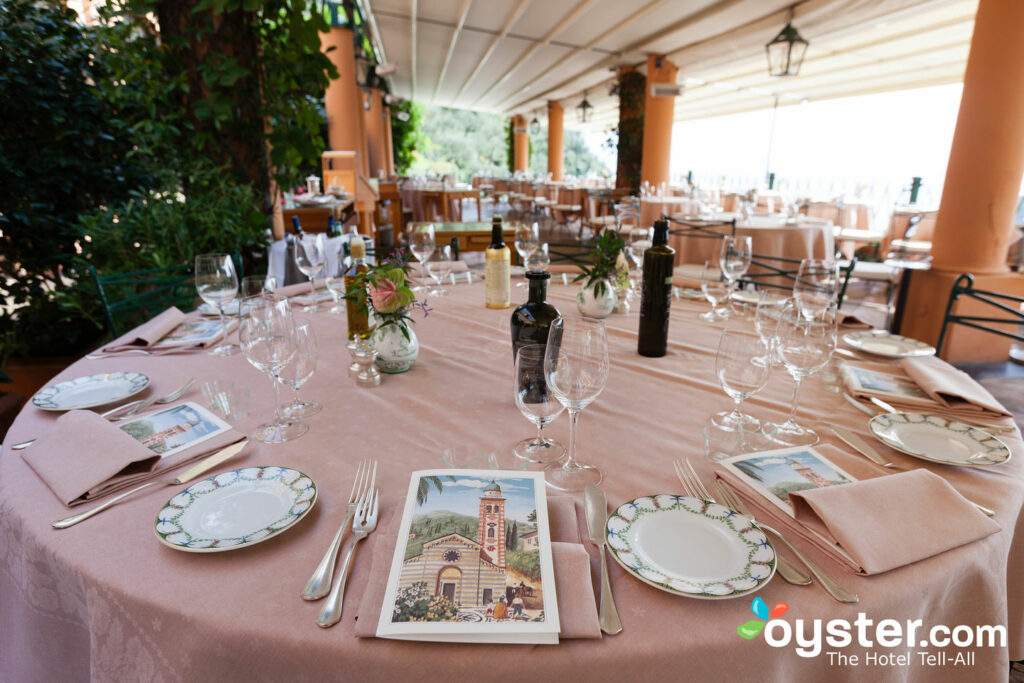 Restaurante La Terrazza en Belmond Hotel Splendido, Portofino / Oyster
