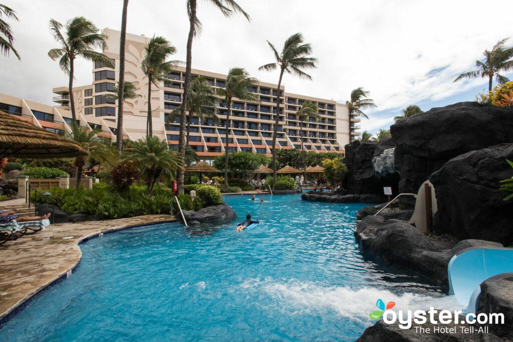 Marriott S Maui Ocean Club Molokai Maui Lanai Towers