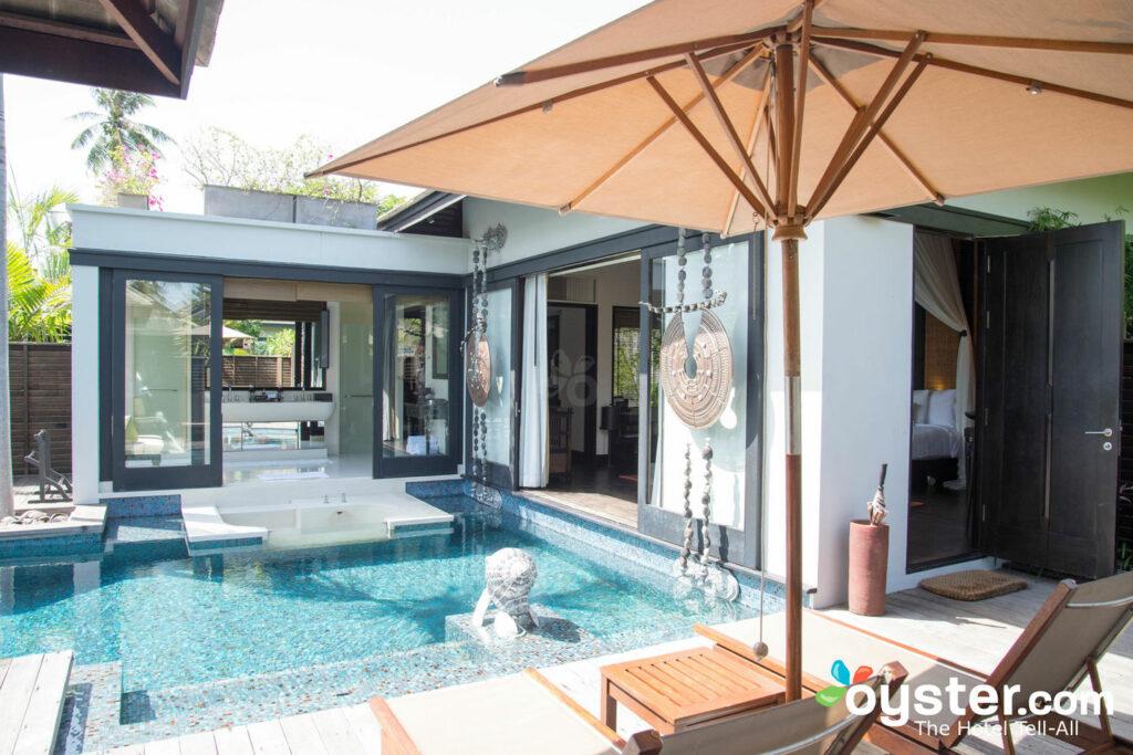 The Lagoon Pool Villa at the Anantara Phuket Villas