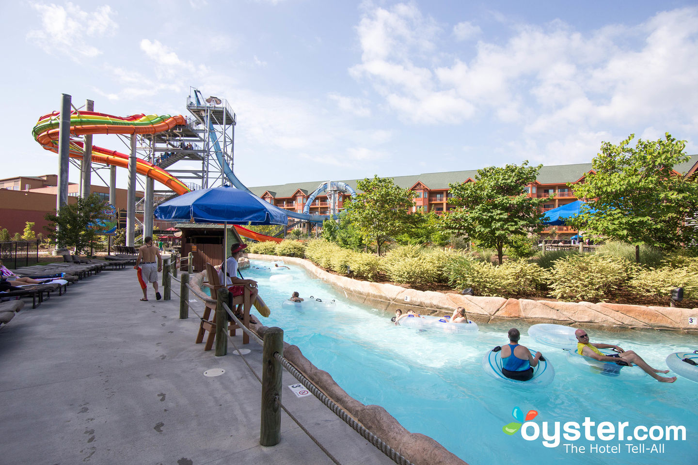 The Best Indoor Hotel Water Parks in the United States (updated 2019
