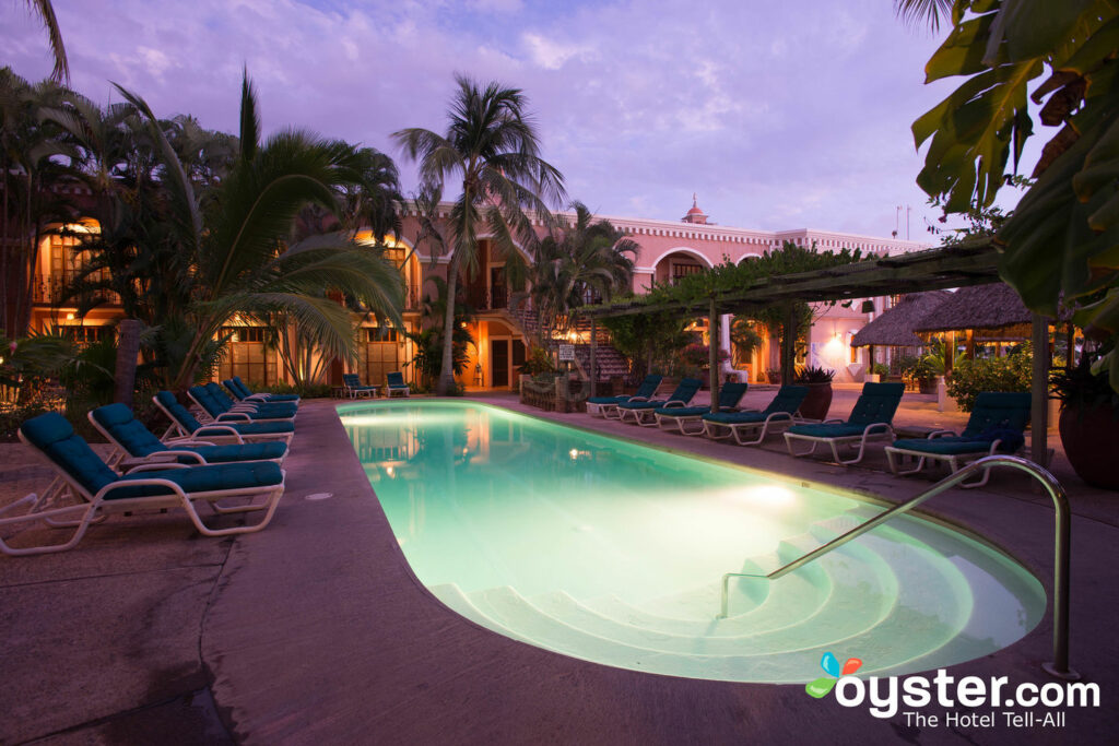 Hotel Santa Fe, Puerto Escondido / Ostra