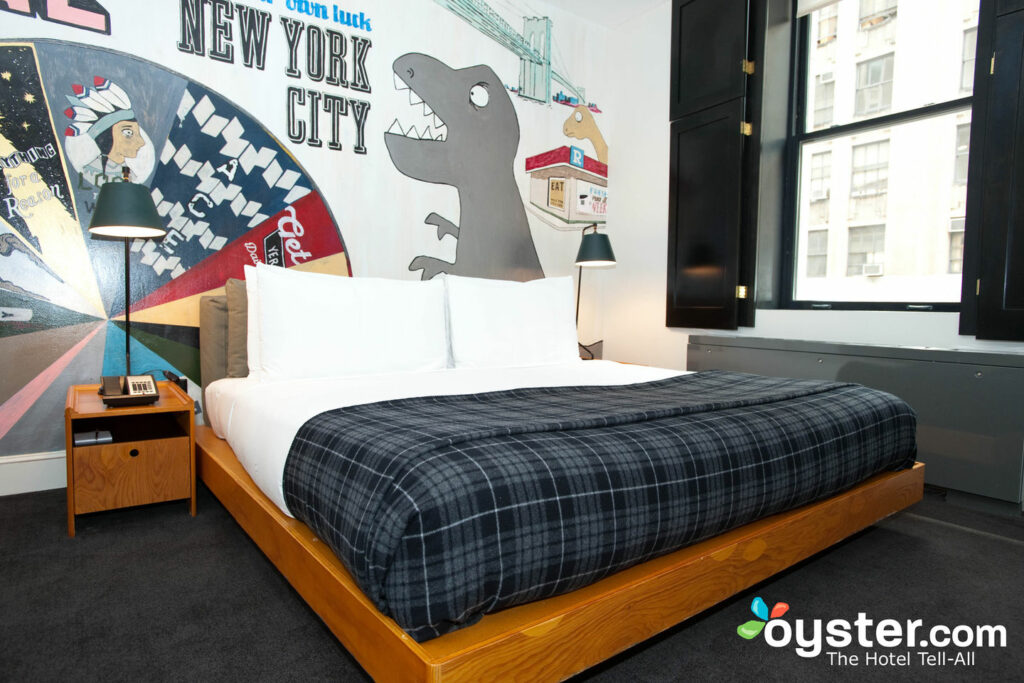 Ace Hotels is one of the growing number of hotel brands targeting millennial travelers.