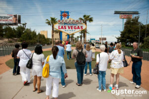 Las Vegas Strip/Oyster