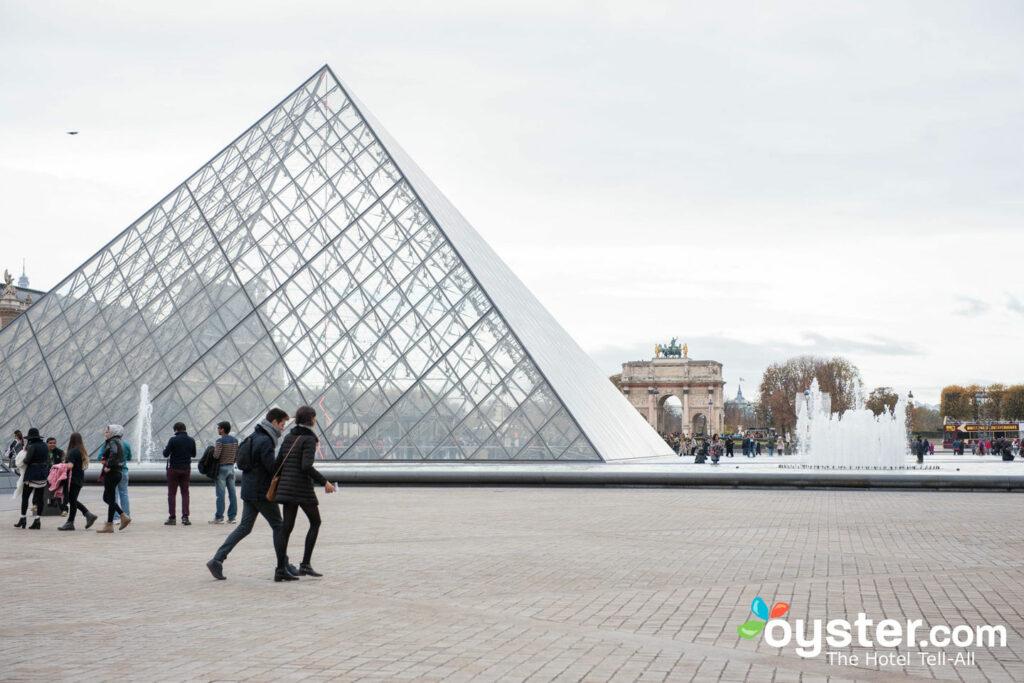 Il Louvre, Parigi