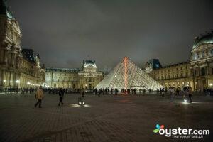 Louvre, Paris/Oyster