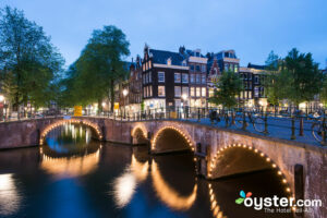 Leliegracht, Amsterdam/Oyster