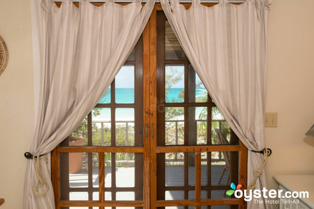 View from the Lily House Cottage at Pigeon Cay Beach Club