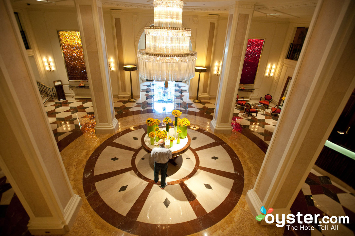 Deco Nature Salon beverly wilshire beverly hills (a four seasons hotel) review