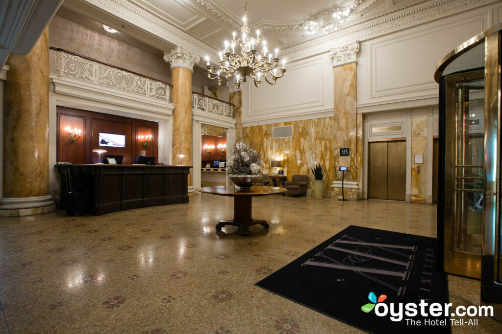 Sofitel Philadelphia at Rittenhouse Square: Review + Updated