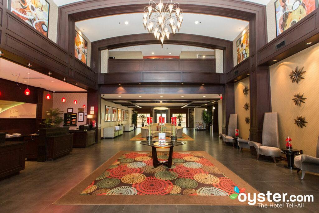 lux hotel arlington tx