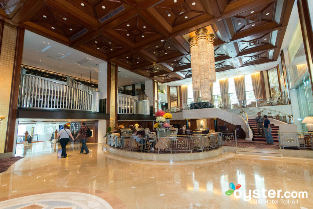 InterContinental Grand Stanford Detailed Review, Photos & Rates