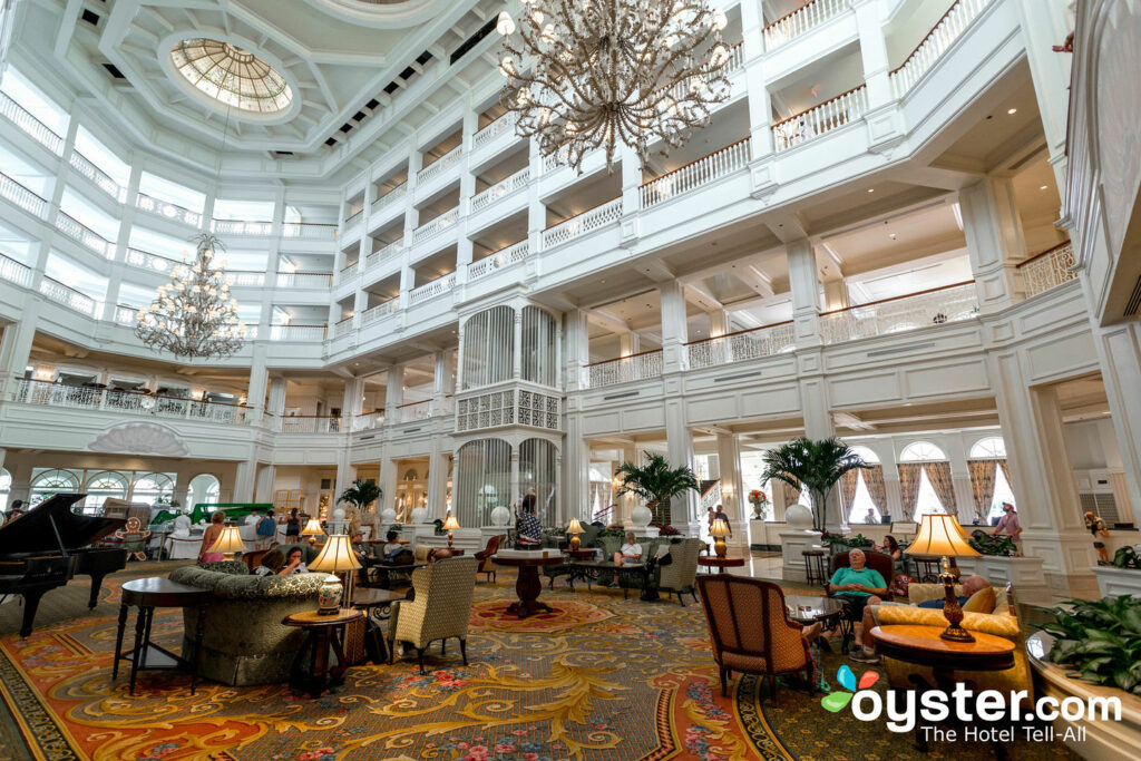 Disney's Grand Floridian Resort & Spa: Review + Updated