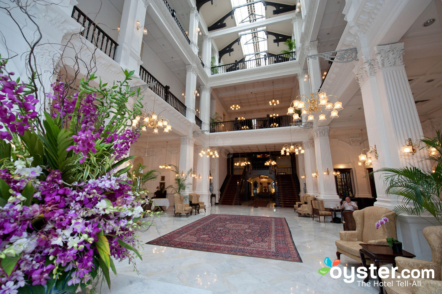 Raffles Hotel Singapore Review: What To REALLY Expect If You Stay