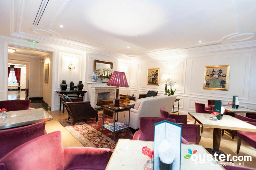 Lounge no Hote Francois 1er / Oyster
