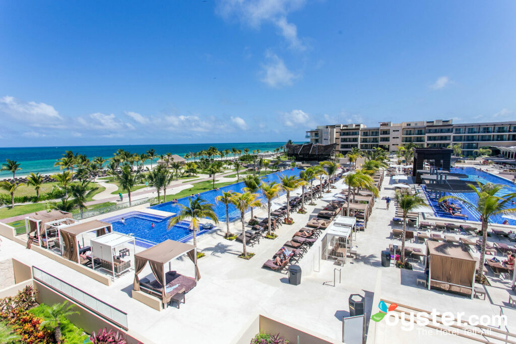 Royalton Riviera Cancun Resort & Spa Review: What To REALLY ... on beaches in cancun map, hotels in cancun map, nightlife in cancun map, snorkeling in cancun map,