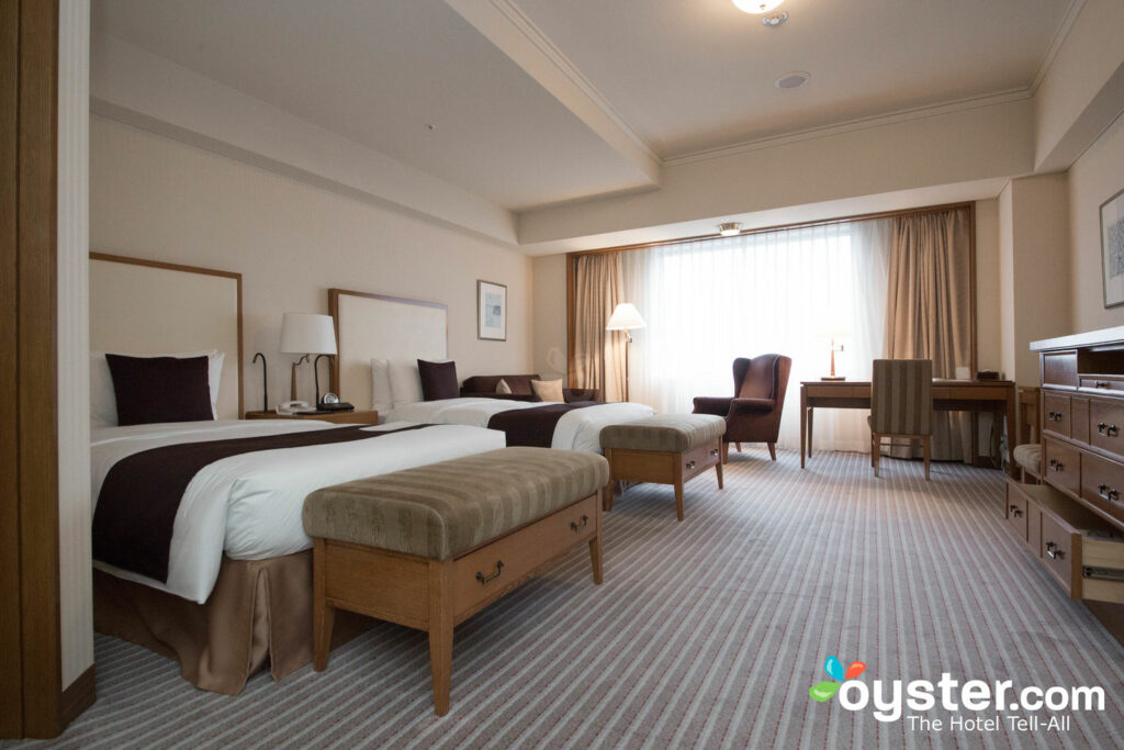 Imperial Hotel Tokyo Review: What To
