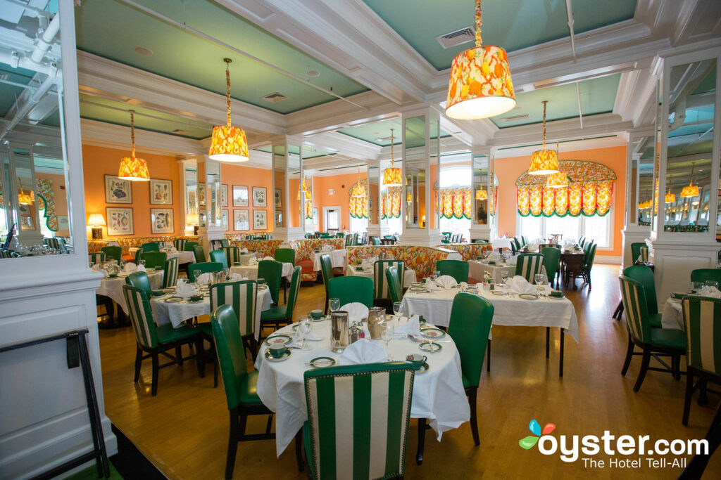 Grand Hotel Main Dining Room At The Grand Hotel Oyster Com Hotel Photos