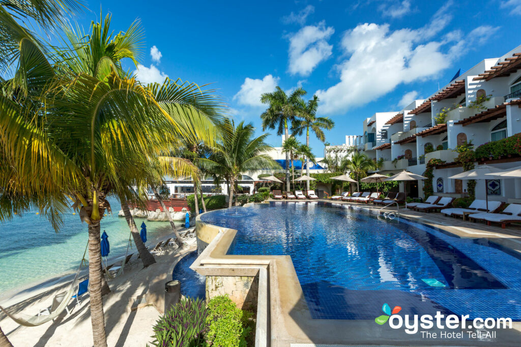 Zoetry Villa Rolandi Isla Mujeres Cancun Le Metissage