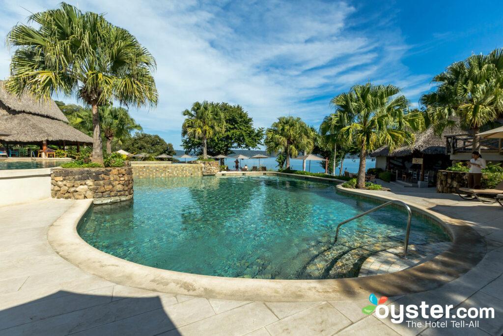 La piscina principale ai segreti Papagayo Costa Rica / Oyster
