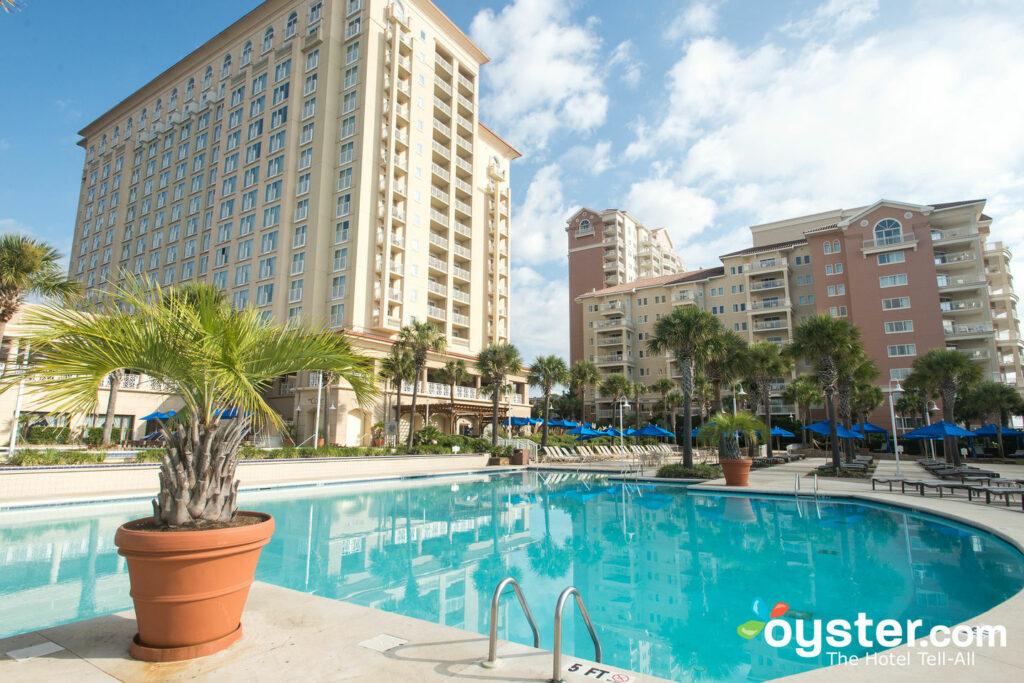 Myrtle Beach Resorts >> Marriott Myrtle Beach Resort Spa At Grande Dunes Review